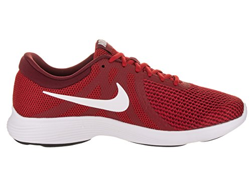 Men's Revolution Red White Team Black 4 Gym Nike Red Shoe Running 1qfdqw5