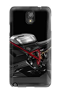 Alan T. Nohara's Shop Christmas Gifts TashaEliseSawyer Galaxy Note 3 Hybrid Tpu Case Cover Silicon Bumper Ducati Superbike 848 Evo 4394218K52697003