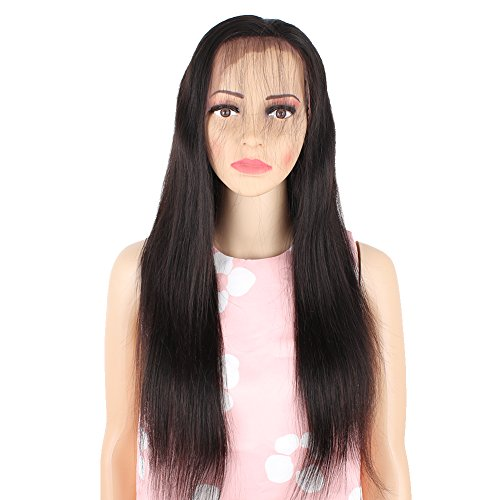 Lace Human Hair Wigs For Black Women 130% Density Xtrend Hair Brazilian Straight Front Lace Wigs Lace Front Human Hair Full Wigs Baby Hair by Xtrend Hair