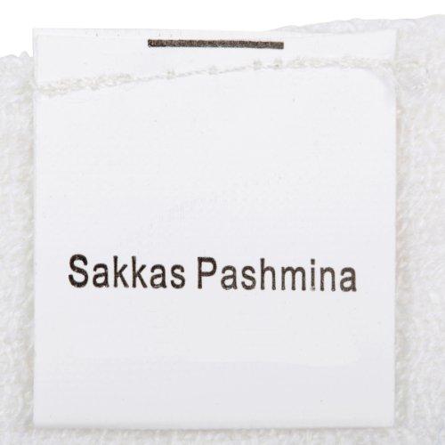 """Sakkas 70"""" x 28"""" Paisley Self-Design Pashmina Shawl/Wrap/Stole"""
