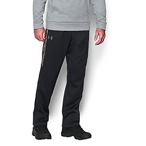 Under Armour Men's Storm Icon Caliber Pants, Black, Medium
