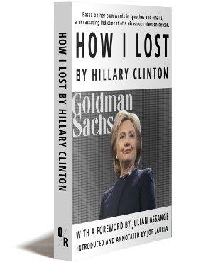 How I Lost By Hillary Clinton, Hillary Clinton