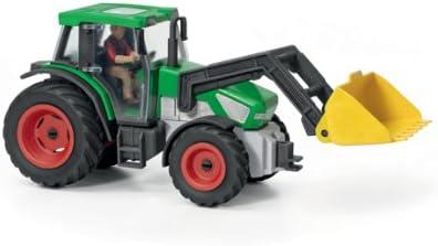 SCHLEICH 42052 - Traktor mit Fahrer