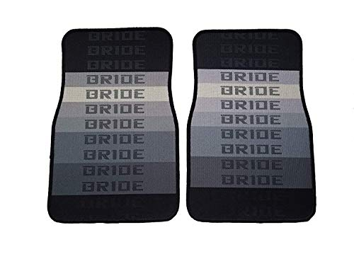 Kei Project Bride Fabric Universal Fit Floor Mats Interior Carpets Fits Most Car