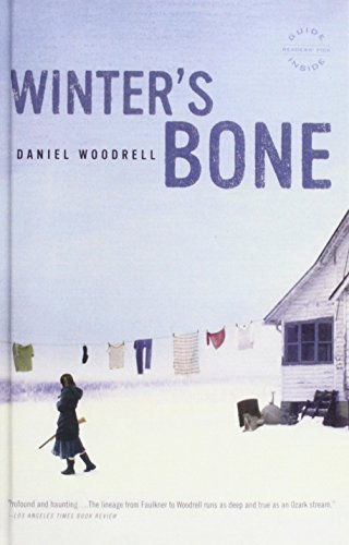 By Daniel Woodrell Winter's Bone (Reprint) [Library Binding]