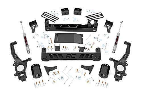 rough country lift kit frontier - 2