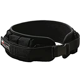 MIR - 36LBS CHAMPION ADJUSTABLE WEIGHTED BELT