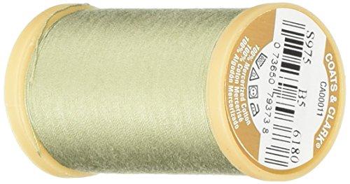 Machine Quilting Cotton Thread 350 verges-hiver blanc