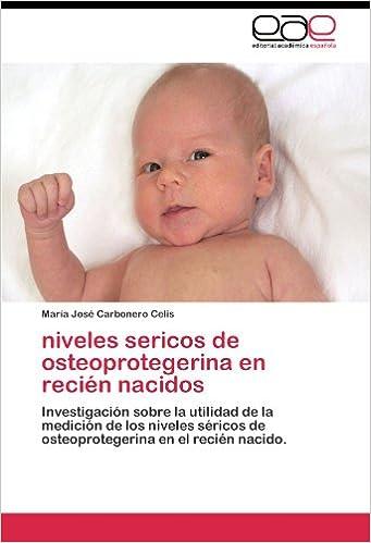 niveles sericos de osteoprotegerina en recién nacidos: Investigación ...