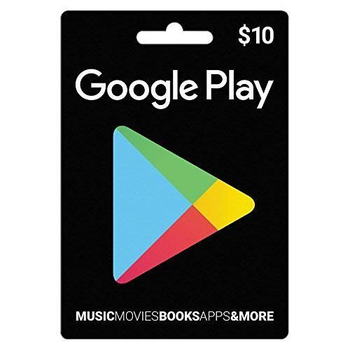 BLACKHAWK Google Gift Card, 1 EA