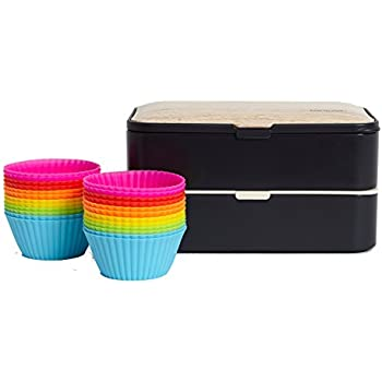 Amazon.com - Leakproof Lunch Box w/ Utensils and E-book of