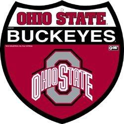 - Ohio State Plastic Interstate Sign