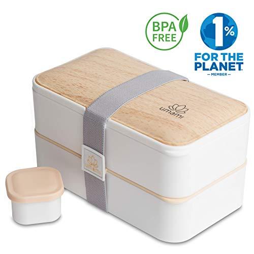 bento box blanche pratique