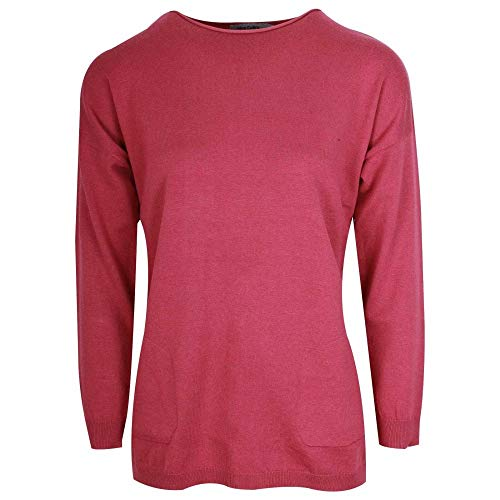 Collins Fine Pearl Rear Detail Jumper With Alice Rose Knit 5dq5A