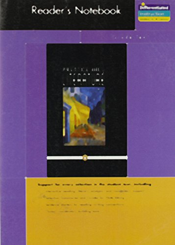 Prentice Hall Literature - Reader's Notebook: Grade 10 / 10th / Ten (Penguin Edition)