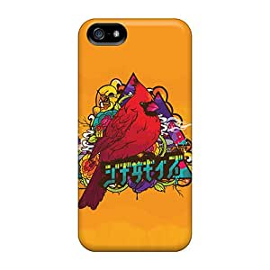 Awesome Design Birdy Hard Case Cover For Iphone 5/5s