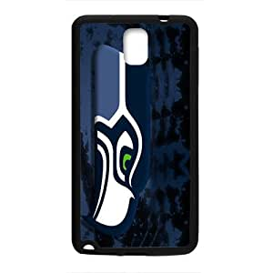Happy Seattle Seahawks Hot Seller Stylish Hard Case For Samsung Galaxy Note3