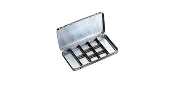 neolab 7 – 8182 esterilizar Caja con 10 compartimentos, 220 mm x 120 mm x 20 mm: Amazon.es: Industria, empresas y ciencia