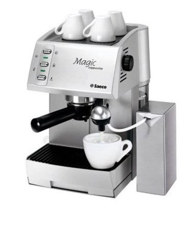 Amazon.com: Saeco Magic Cappuccino/Espresso machine – 00019 ...