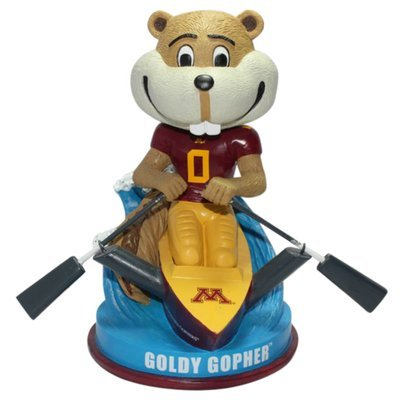 Goldy Gopher Minnesota Golden Gophers Row the Boat Special Edition - Shop The Row