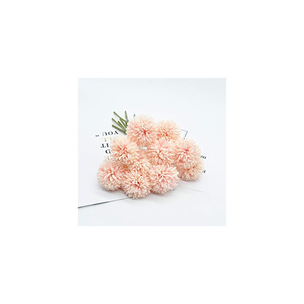 SHINE-CO-LIGHTING-Artificial-Chrysanthemum-Ball-Flowers-Bouquet-10pcs-Present-Important-People-Glorious-Moral-Home-Office-Coffee-House-Parties-Wedding
