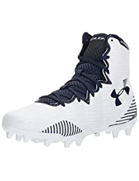 Under Armour Women's Lax Highlight MC, White
