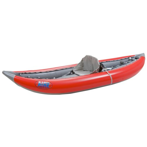 Aire Lynx (AIRE Lynx 1 Inflatable Kayak-Red)