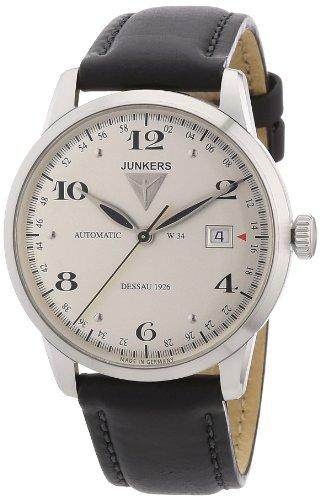 JUNKERS - Men's Watches - Junkers Dessau 1926 Flatline - Ref. 6350-4