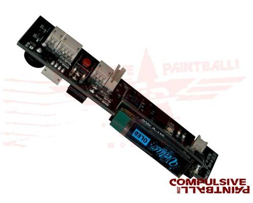 Virtue OLED Paintball Gun Upgrade Circuit Board - Planet Eclipse Etek 2 by Virtue