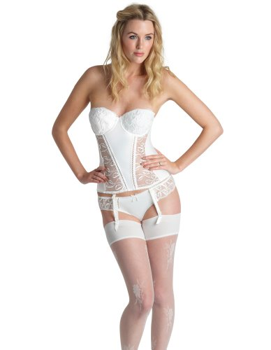Lepel Bouquet Ivory Basque 19608