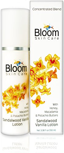 Bloom Skin Care Hand and Body Lotion - Sandalwood Vanilla 3.