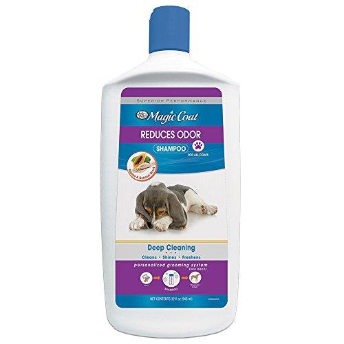 Image of Four Paws Magic Coat Reduces Odor Dog Shampoo, 32 oz