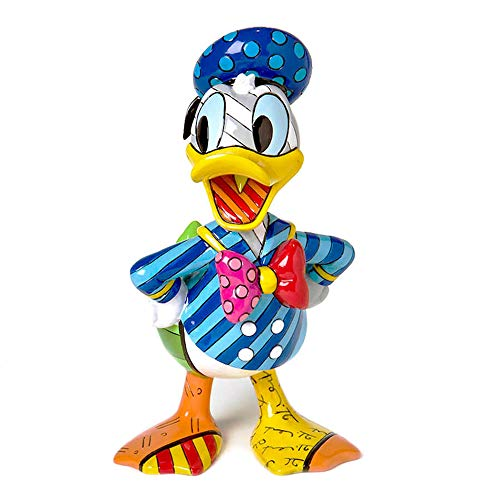 Disney by Britto Donald Duck Stone Resin Figurine