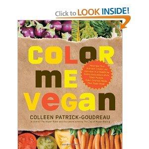 Color Me Vegan byGoudreau - Me Color Vegan