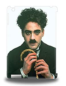 Robert Downey Jr American Male Chaplin Feeling Ipad Air On Your Style Birthday Gift Cover 3D PC Case ( Custom Picture iPhone 6, iPhone 6 PLUS, iPhone 5, iPhone 5S, iPhone 5C, iPhone 4, iPhone 4S,Galaxy S6,Galaxy S5,Galaxy S4,Galaxy S3,Note 3,iPad Mini-Mini 2,iPad Air )
