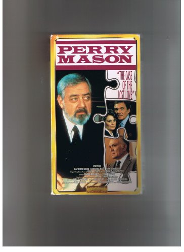 Perry Mason: State of the Lost Love [VHS]
