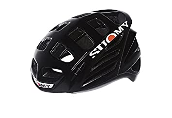 CASCO SUOMY GUN WIND NEGRO BRILLO T- 54-58