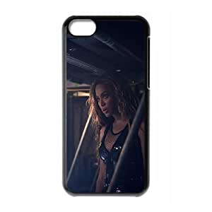 iPhone 5c Cell Phone Case Black hd15 beyonse knowlse music artist sexy star GY9159303