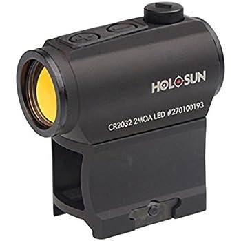 HOLOSUN HS403A Micro Red Dot Sight (2 MOA)