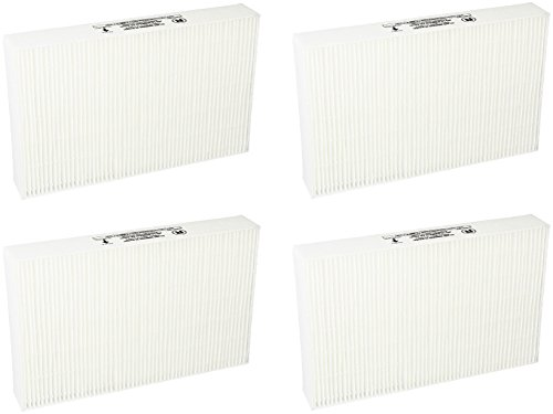 Air Reloaded - True HEPA Filter Replacement for Honeywell Air Purifier Models HPA300, HPA100 and HPA200 Compared with Part R Filter HRF-R1 HRF-R2 HRF-R3, 4 Packs