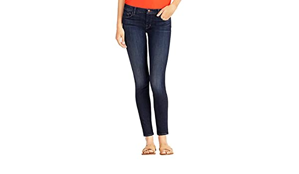 e10d7ed03434 J Brand 811 Mid-Rise Skinny Leg Jeans in Oblivion, 30: Amazon.ca: Clothing  & Accessories