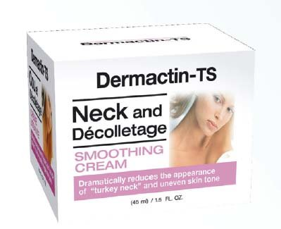 Dermactin Ts Neck And Decolletage Smoothing Cream