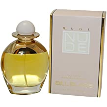 Nude By Bill Blass For Women. Cologne Spray 3.4 Ounces