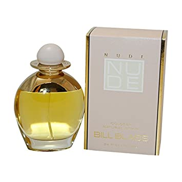 Amazoncom Nude By Bill Blass For Women Cologne Spray 34 Ounces