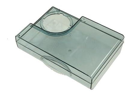 gris 13,30x13,30x13,30 cm Joop Bo/îte /à lingettes demaquillantes Carr/é