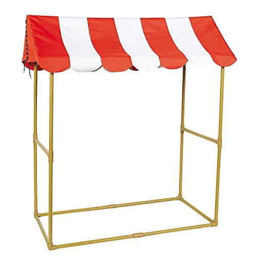 Big Top Circus Tabletop Tent - Party Decor