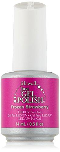 IBD Just Gel Nail Polish, Frozen Strawberry, 0.5 Fluid Ounce