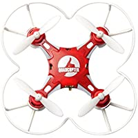 AKK 124 2.4G 4CH 6 Axis Mini Portable RC Quadcopter with 3D Eversion and One Key Return