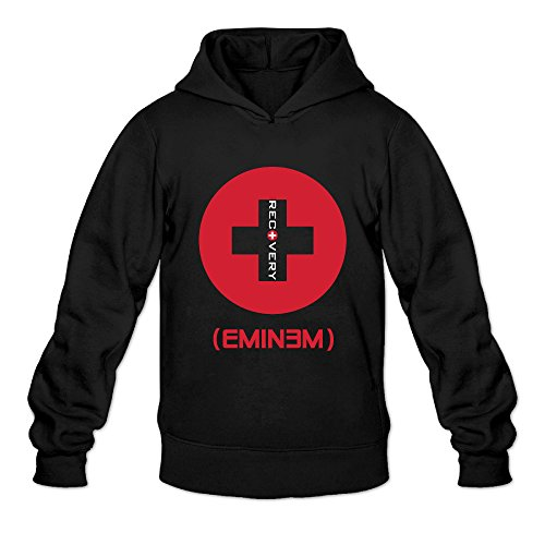 AK79 Men's Sweatshirt Eminem Recovery Size XXL Black - Dora The Explorer Costume Makeup