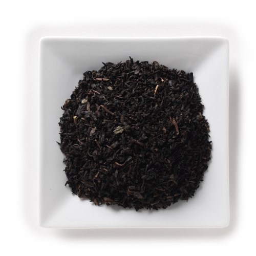 Mahamosa Peach Oolong Tea 2 oz - Loose Leaf Flavored Taiwanese Oolong Blend (with marigolds, peach flavor) - Flavored Wulong Leaf Tea